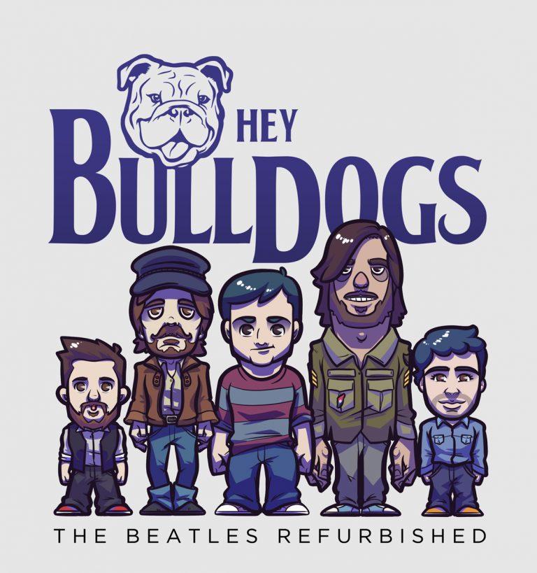 Ilustración Hey Bulldogs
